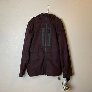 Volcom Black Red Stone Gore-Tex Jacket